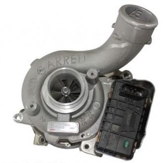 Turbodmychadlo Audi A6 3.0 TDI C6 165kW CAPA/CCWA/CCWB