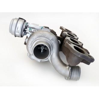 Turbodmychadlo Opel Zafira B 1.9 CDTI 110kW Z19DTH