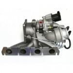 Turbodmychadlo Volkswagen Golf VI 1.8 TSI 118 kW CDAA