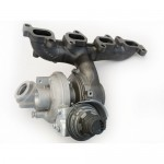 Turbodmychadlo Volkswagen Caddy 2.0 TDI 125kW CFJA