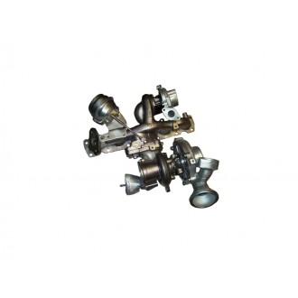 Turbo Volvo V60 II 2.4 D5 151kW D5244T10  53169880017