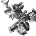 Turbodmychadlo Volvo S60 II 2.4 D5 158kW D5244T11/T15