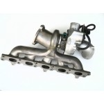 Turbodmychadlo Volvo V50 2.5 T5 162kW RNC 2P25-LT