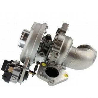 Turbodmychadlo Ford Mondeo IV 2.2 TDCi 129kW DW12B EU4