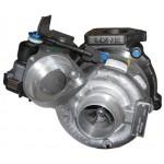 Turbodmychadlo BMW X3 2.0d 110kW M47Tu