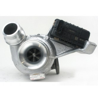 Turbodmychadlo BMW X5 30dx 2993ccm 190kW N57N