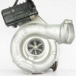 Turbodmychadlo BMW 330 d (E90/E91/E92/E93) 170kW M57306D3