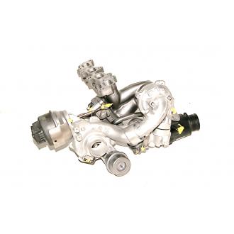 Turbodmychadlo Volkswagen Amarok 2.0 BiTDI 120kW CFCA
