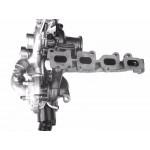Turbodmychadlo Volkswagen Crafter 2.0 TDI 105kW CKUC