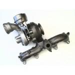 Turbodmychadlo Volkswagen Industriemotor 1.9 TD 75kW Euro 4