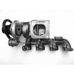 Turbodmychadlo Ford Focus I 1.8 TDDi 66kW C9DC