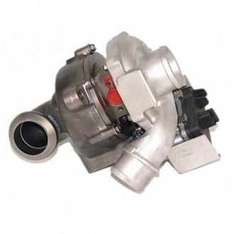 Turbodmychadlo Ford Mondeo IV 2.2 TDCi 147kW Duratorq DOHC CR DI