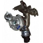 Turbodmychadlo Volkswagen Passat B6 2.0 TDI 103 kW CBAB/CBDA/CBDB