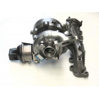 Turbodmychadlo Volkswagen Tiguan 2.0 TDI 103kW CBAA / CBAB