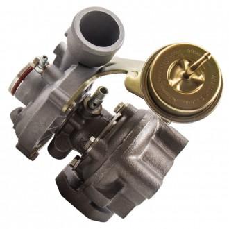 Turbodmychadlo Volkswagen T4 Transporter 2.5 TDI 75kW ACV/AUF/AYC