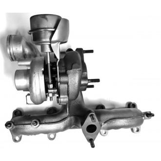 Turbodmychadlo Volkswagen Polo IV 1.9 TDI 96kW BLT