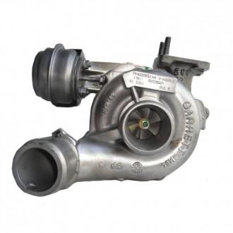 Turbodmychadlo Alfa-Romeo 145 1.9 TD 66kW AR67501 EEC mit Kat 8V