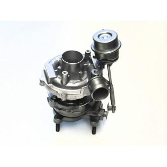 Turbodmychadlo Audi A2 1.4 TDI 55 kW 701729-5010S