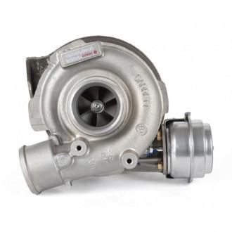 Turbodmychadlo Alpina 530 D (E39) 180kW M57A