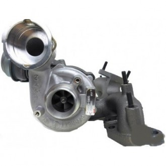 Turbodmychadlo Volkswagen Passat B6 2.0 TDI 103kW BKP 03G253014H