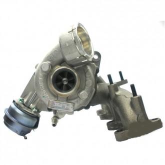 Turbodmychadlo Seat Leon 2.0 TDI 103kW BMP/BMM