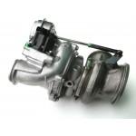 Turbodmychadlo Alpina B7 (F01 / F02) 373kW N63 Biturbo