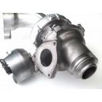 Turbodmychadlo Peugeot 407 2.0 HDi s DPF 120kW DW10CTEDD4