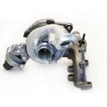 Turbodmychadlo Volkswagen Golf VI 1.6 TDI  1598ccm 77kW CAYC