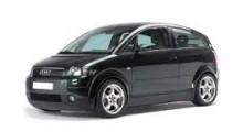 Turbodmychadla Audi A2