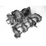 Turbodmychadlo Ford Mondeo III 2.0 TDCI 2007 85kW - 1S7Q6K682BH