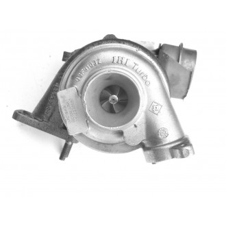 Turbodmychadlo Ford Focus I 1.4 TDCi 66kW DV4TED4 F3V PSA