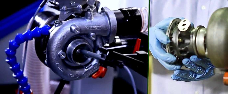 Turbo od nás dostanete připraveno k montáži na motor.