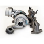 Turbodmychadlo Volkswagen Golf IV 1.9 TDI 74 kW AXR/BSW/BEW