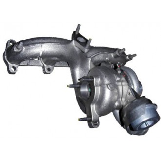 Turbo Ford Galaxy 1.9 TDI 85kW AUY, AJM