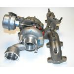 Turbodmychadlo Volkswagen Sharan I 1.9 TDI 96 kW ASZ