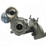 Turbodmychadlo Volkswagen Touran 1.9 TDI 77 kW BJB / BKC / BXE