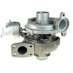 Turbodmychadlo Peugeot 407 1.6 HDi 80kW 3M5Q-6K682-AK