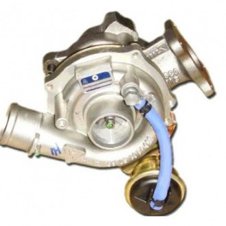Turbodmychadlo Citroen C 4 2.0 HDi 100 kW DW10BTED4