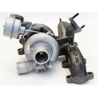 Turbodmychadlo Volkswagen Golf IV 1.9 TDI 74kW ATD