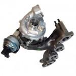 Turbodmychadlo Volkswagen Touran 2.0 TDI 125kW BMN BMR BUY BUZ