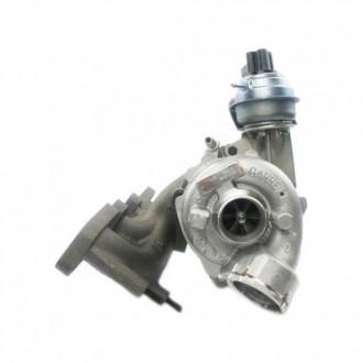 Turbodmychadlo Volkswagen Passat B6 2.0 TDI 125kW BMN BMR BUY BUZ