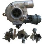 Turbodmychadlo Škoda Roomster 1.4 TDI 55 kW BAY - 3 Válec