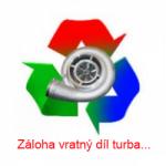 Turbodmychadlo Volkswagen Jetta V 1.9 TDI 77kW BJB/BKC/BXE