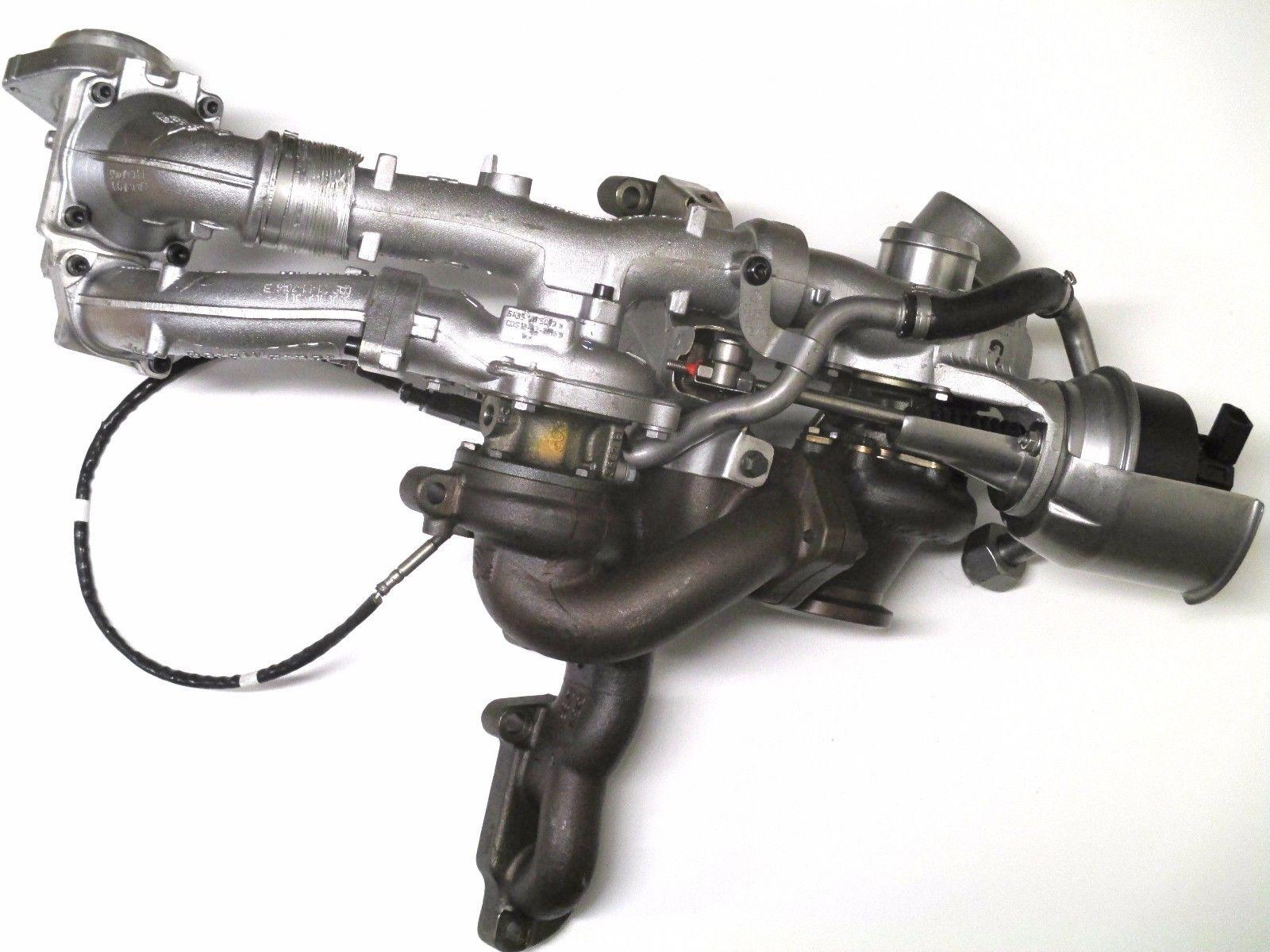 Turbodmychadlo Volkswagen T5 Transporter 2.0 BiTDI 132kW CFCA