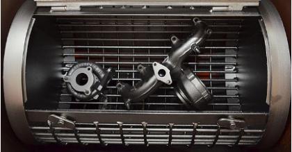 Ošetření povrchu dílu turbodmychadla